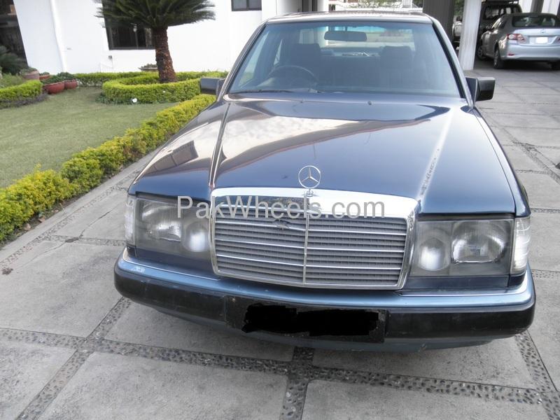 Mercedes benz e class e300 1987 for sale in islamabad for Mercedes benz e300 for sale