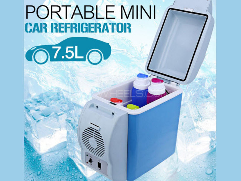 Portable Car Electronic Cooling & Warming Refrigerator in Lahore