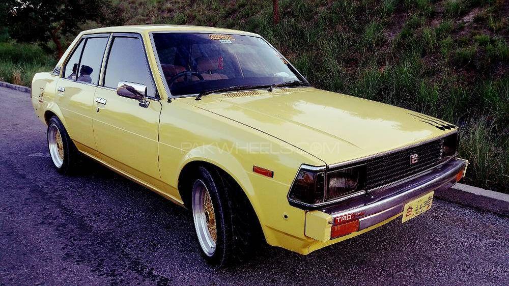 Toyota Corolla DX 1982 for sale in Mardan | PakWheels