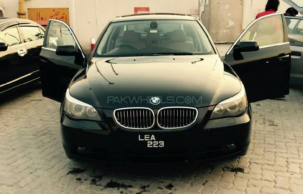 Bmw 5 Series 525d 2006 For Sale In Sialkot Pakwheels