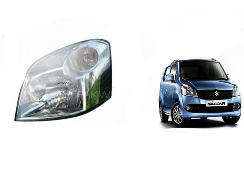Suzuki Wagon R 2014 - 2016 Genuine Head Light LH - 35321B67L10N in Lahore