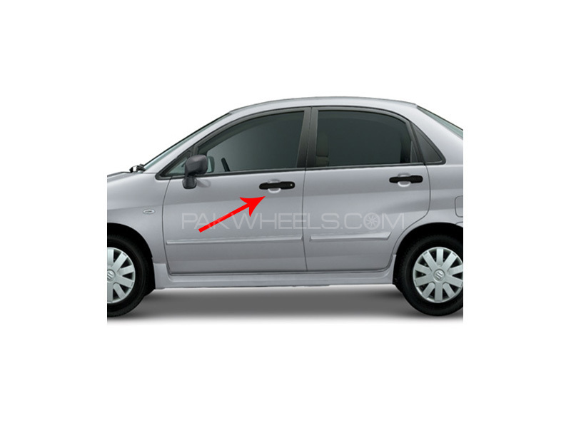 Suzuki Liana Outer Handle F/DOOR (RHS) Genuine 2006-2014   in Lahore