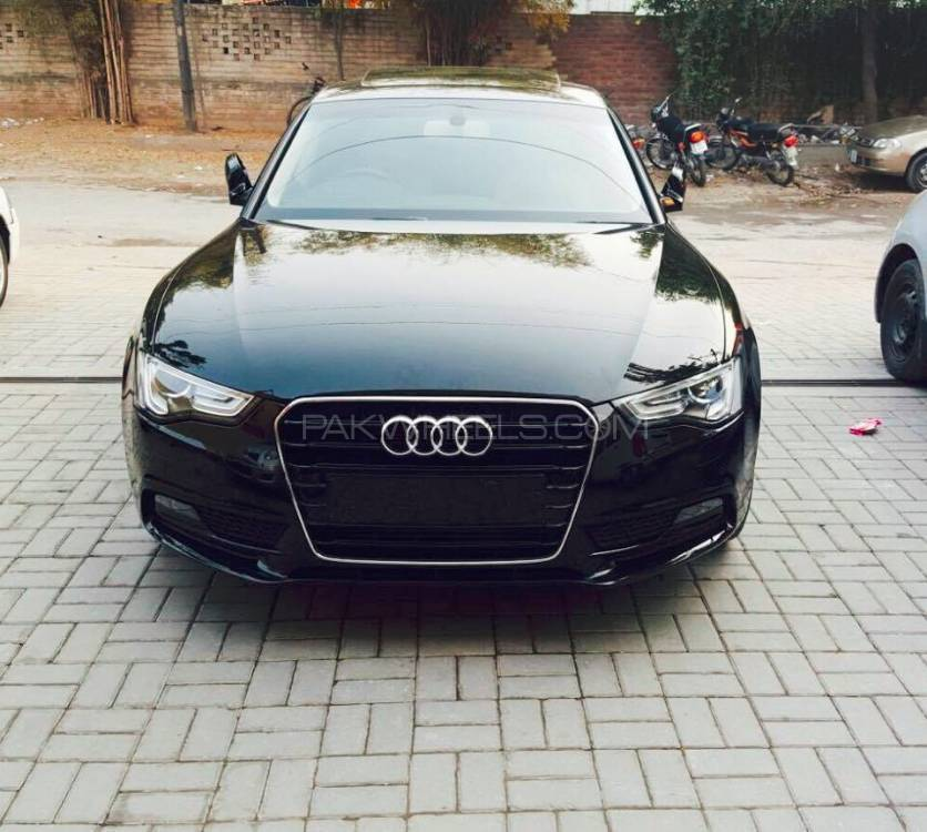 Audi A5 1.8 TFSI 2015 For Sale In Lahore