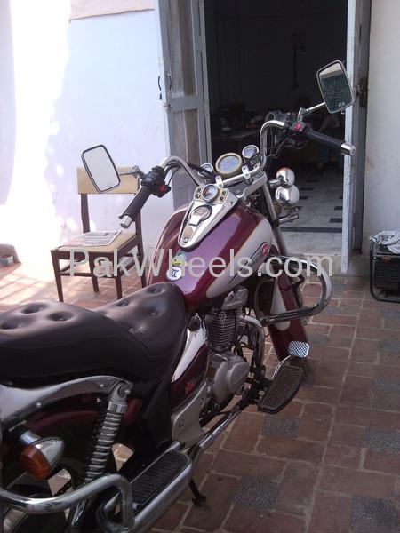 Chinese Bikes 150cc 2005 Image-3