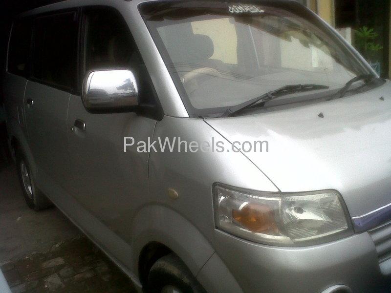 Suzuki APV GLX (CNG) 2006 Image-2