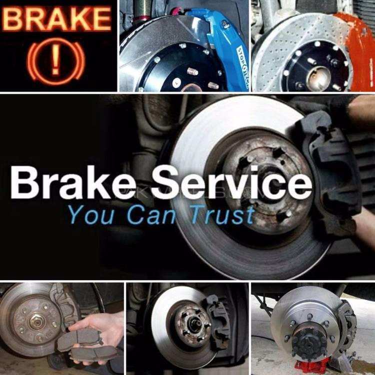 Buy Brakes Of Toyota Cars Vitz,Corolla,Prius Etc In