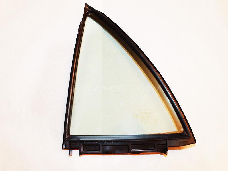 Quarter Glass Genuine Corolla 2008-2013 in Lahore