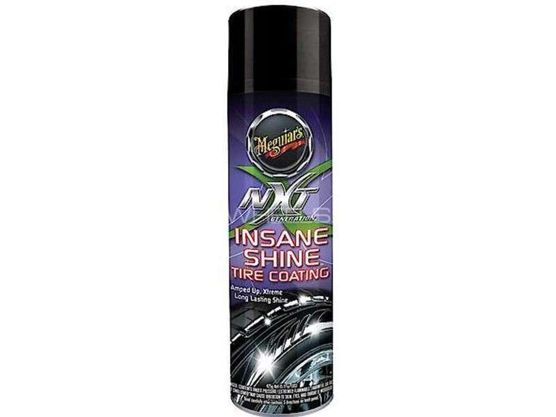 Meguiar's NXTGeneration Insane Shine Tire Coating Spray 44ML Image-1