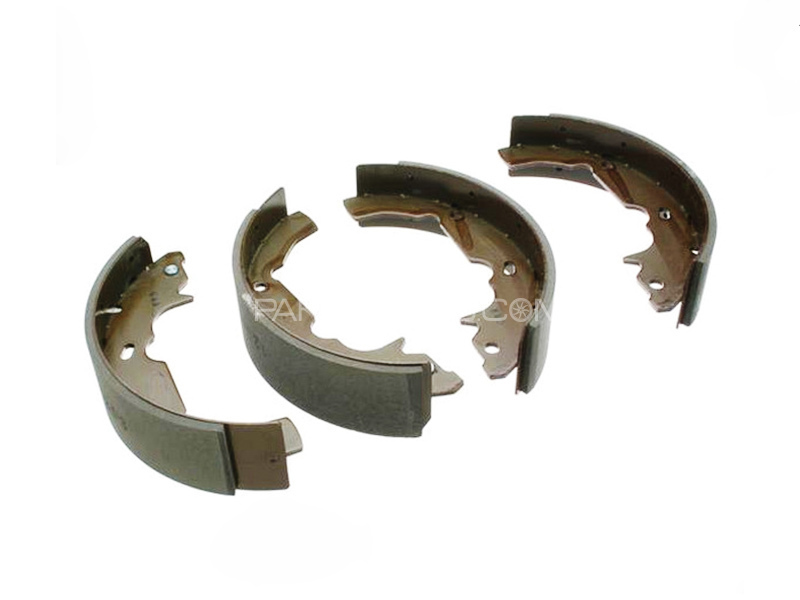 Suzuki Liana Genuine Brake Shoe Set 2006-2014 Image-1