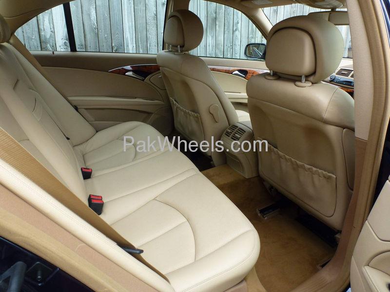 Mercedes Benz E Class E200 2007 Image-3