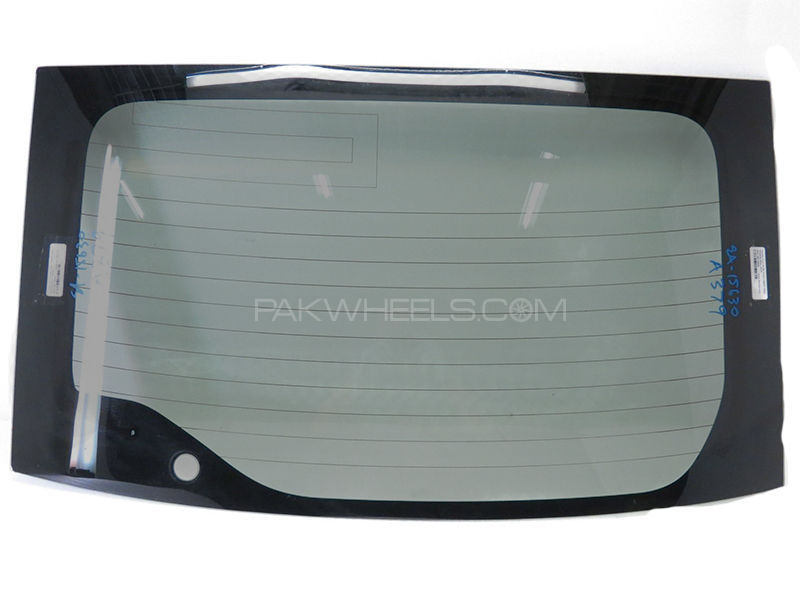 RearShield - Black uppper Toyota Prius 2009-2015 -1800cc in Lahore