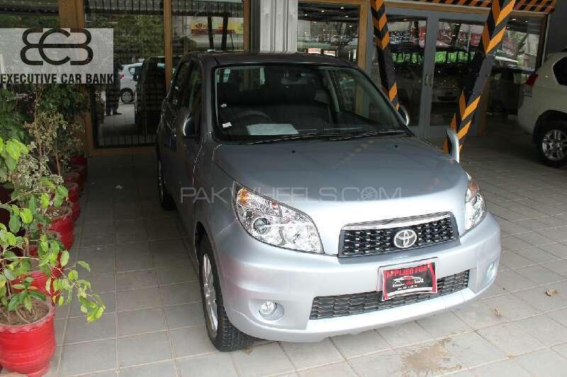 Toyota Rush G 2011 Image-1