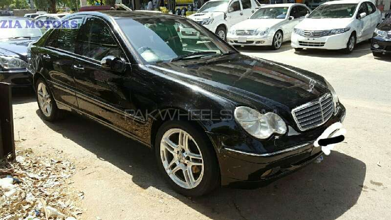 mercedes benz c class c270 cdi 2003 for sale in islamabad pakwheels. Black Bedroom Furniture Sets. Home Design Ideas