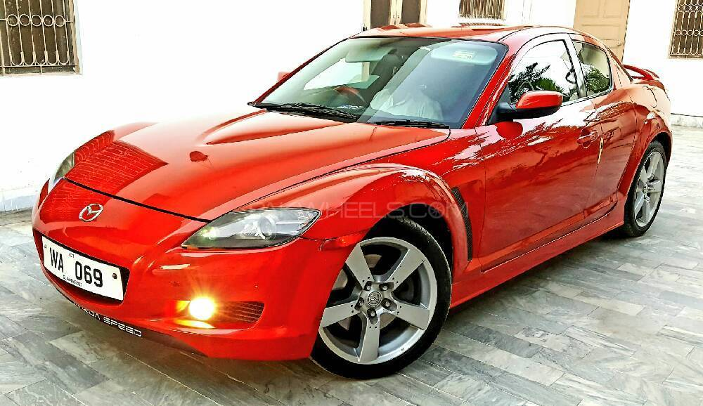 mazda rx8 type s 2007 for sale in islamabad pakwheels. Black Bedroom Furniture Sets. Home Design Ideas