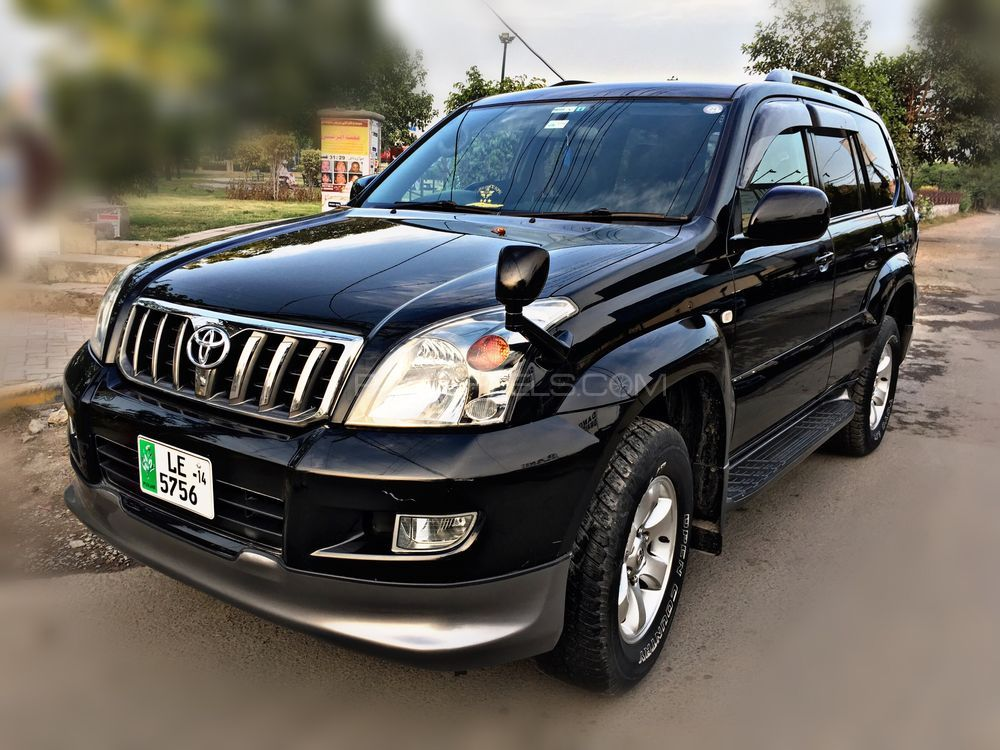 Toyota Prado Tx Limited 2 7 2008 For Sale In Lahore
