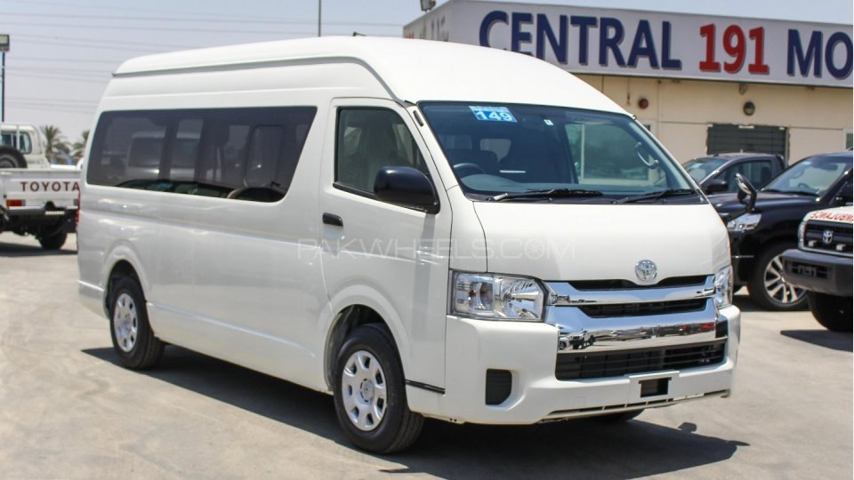 Toyota Hiace 2017 In Transit For Sale Pakwheels