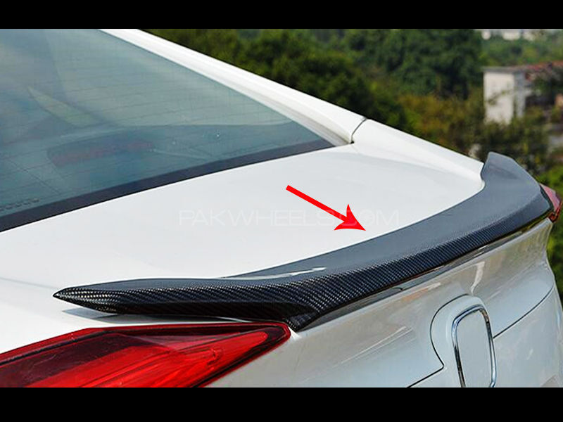 Carbon Fiber Spoiler For Civic 2016-2017 in Lahore