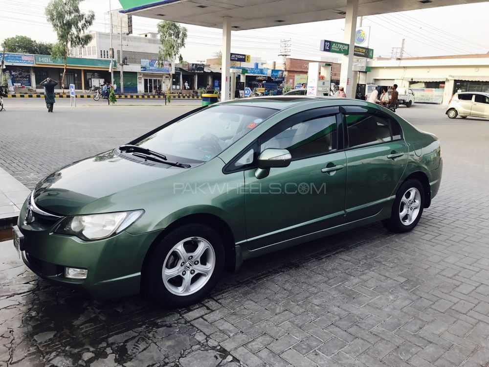 honda civic vti 1 8 i vtec 2008 for sale in lahore pakwheels. Black Bedroom Furniture Sets. Home Design Ideas