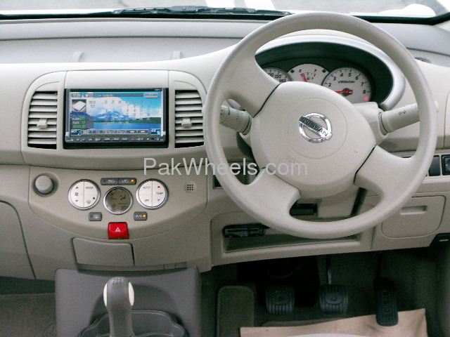 Nissan March Rafeet 2007 Image-6