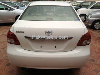 Toyota Belta 2007 Image-3