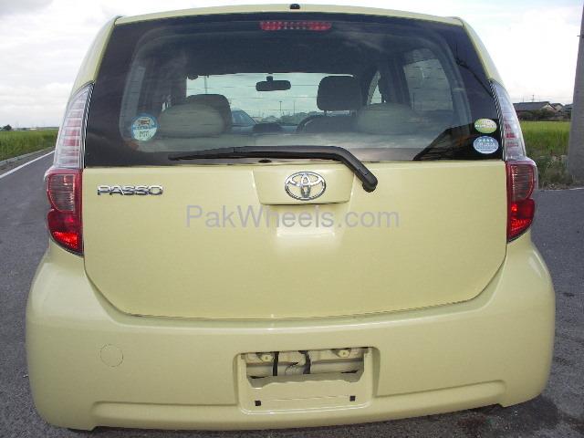 Toyota Passo X 2008 Image-6