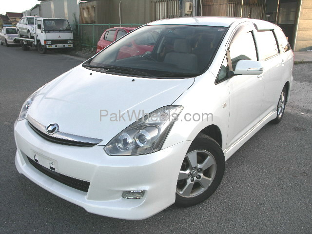 Toyota Wish X-Aero Sport Package 2007 Image-1