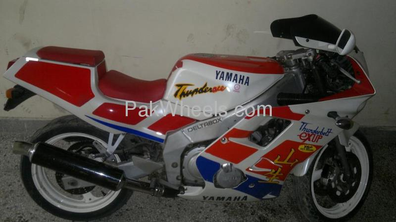 Yamaha  Fzr 250  1991 Image-3
