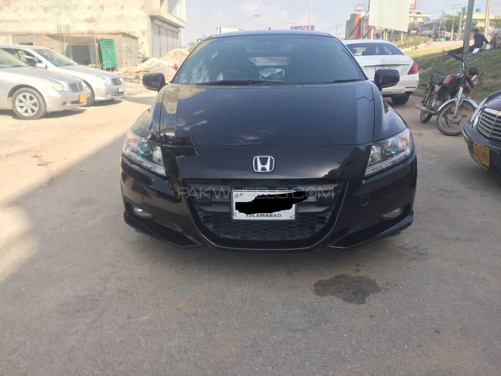 Honda Cr Z Sports Hybrid 2011 For Sale In Islamabad