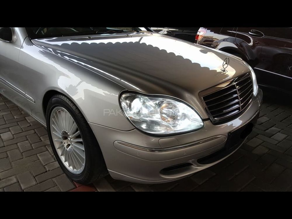 Mercedes Benz S Class S350 2004 Image-1