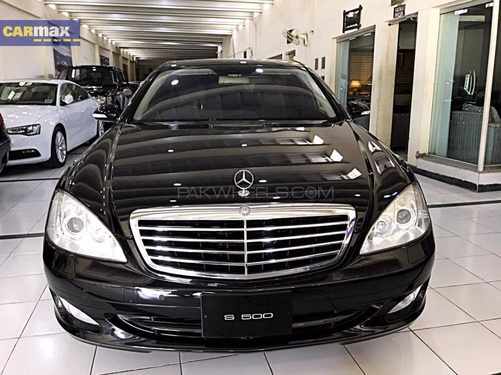 mercedes benz s class s500 2006 for sale in lahore pakwheels. Black Bedroom Furniture Sets. Home Design Ideas