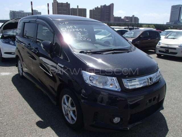 Honda Freed GI AERO 2012 Image-1