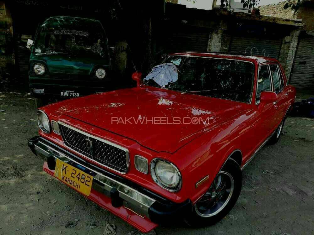 Toyota Cressida 1977 Image-1