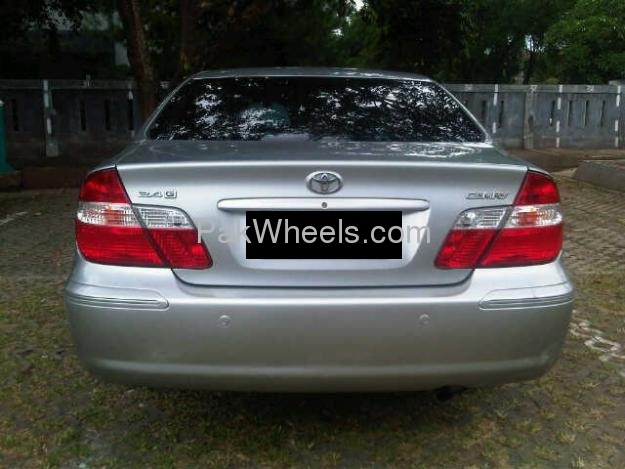 Toyota Camry Up-Spec Automatic 2.4 2003 Image-5