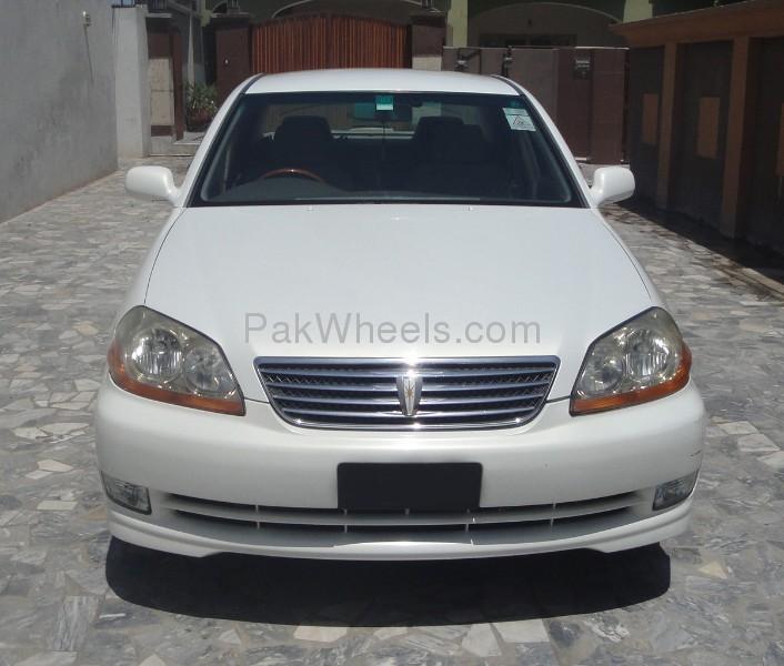 Toyota Mark II 2004 Image-1