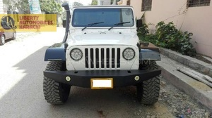Motorcars for Sale in stan by Jeep Manufacturer | PakWheels