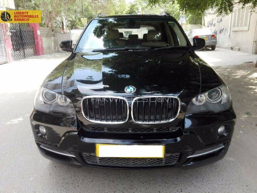 bmw x5 series xdrive30d 2007 for sale in karachi pakwheels. Black Bedroom Furniture Sets. Home Design Ideas