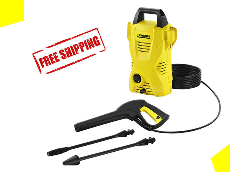 KARCHER K2 Compact High Pressure Washer Image-1