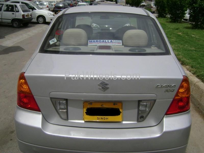 Suzuki Liana RXi (CNG) 2006 Image-2