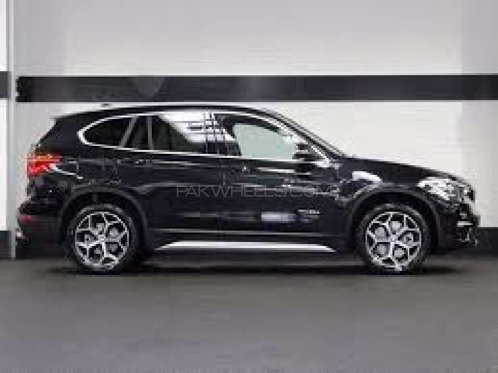 Bmw X1 Sdrive18i 2017 For Sale In Lahore Pakwheels