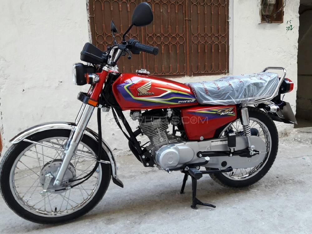 used honda cg 125 2017 bike for sale in rawalpindi 189745 pakwheels. Black Bedroom Furniture Sets. Home Design Ideas