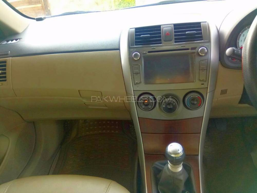 Toyota Corolla Altis Sr 1 6 2013 For Sale In Islamabad