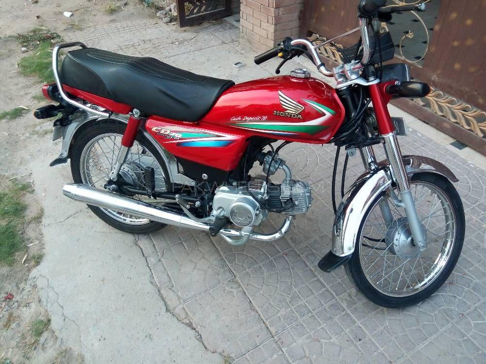 Used Honda Cd 70 2016 Bike For Sale In Rawalpindi