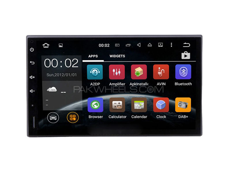 Buy Premier Universal Head Unit Android Double Din in ...