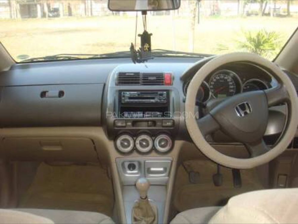 Perfect Honda City 2008 Original Player