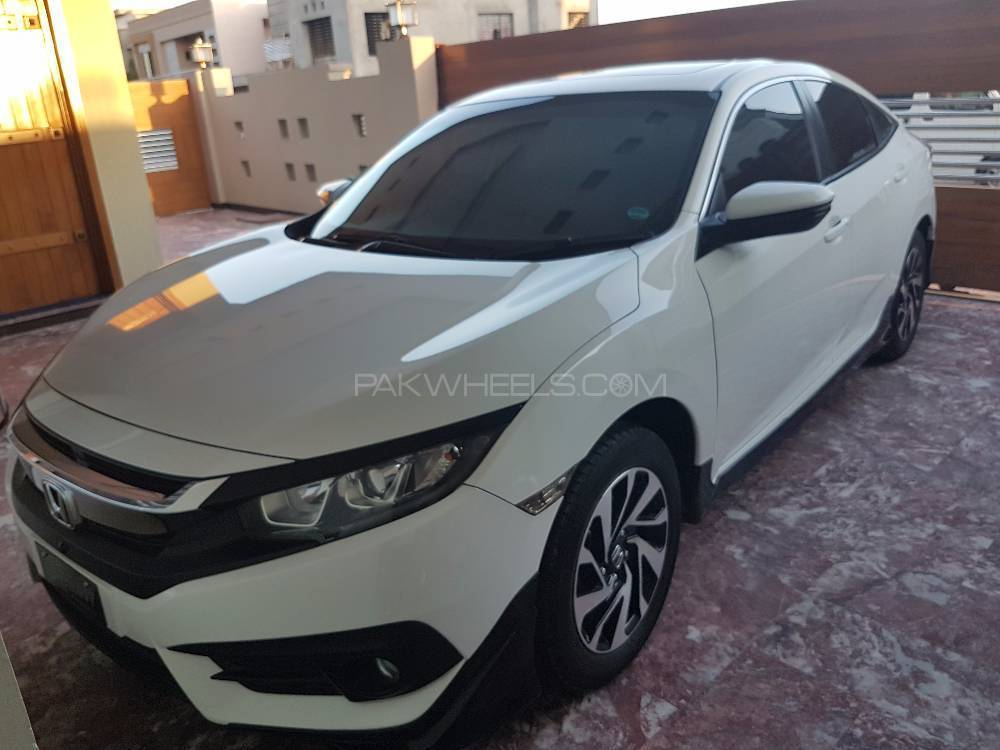 honda civic 1 8 i vtec cvt 2017 for sale in islamabad pakwheels. Black Bedroom Furniture Sets. Home Design Ideas