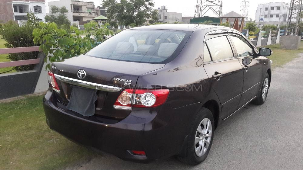toyota corolla 2012 for sale in lahore pakwheels. Black Bedroom Furniture Sets. Home Design Ideas