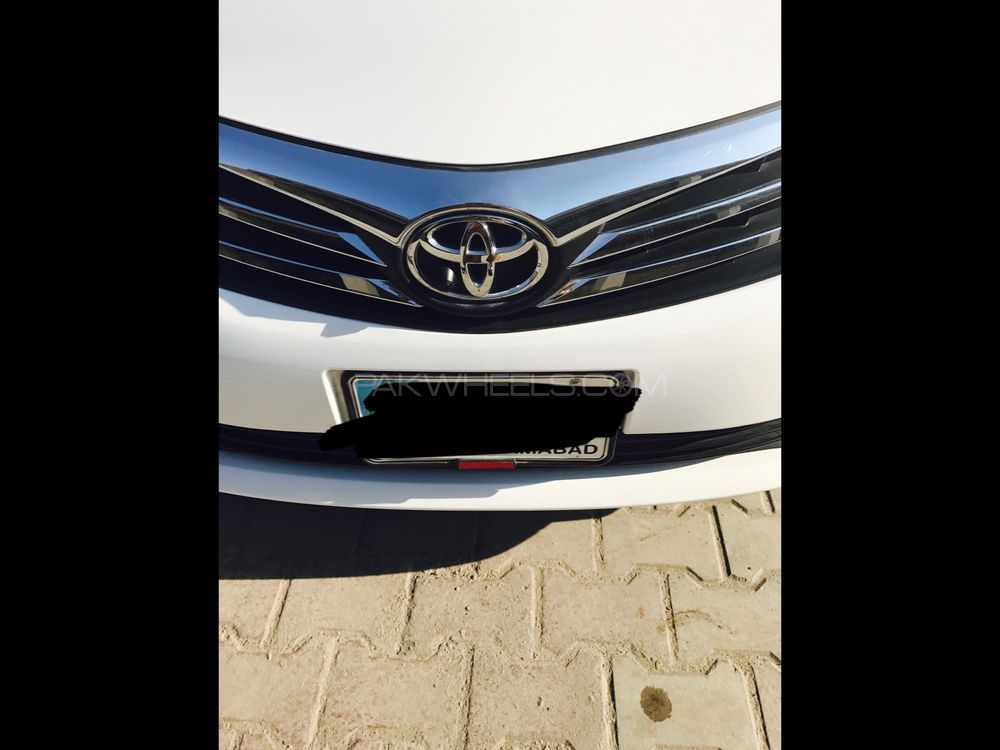 toyota corolla altis grande cvt i 1 8 2017 for sale in