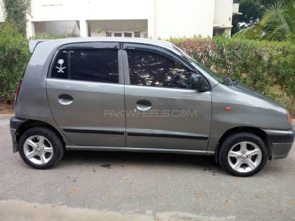 Hyundai Santro Club 2003 For Sale In Karachi Pakwheels