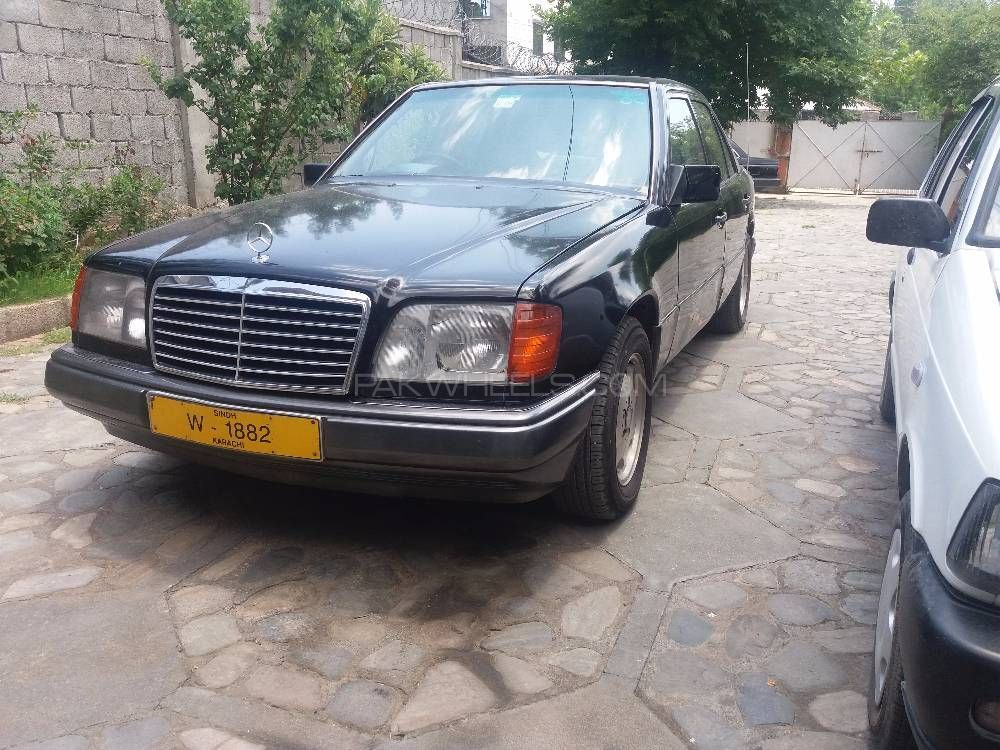 Mercedes benz e class e250 1994 for sale in islamabad for 1994 mercedes benz e class