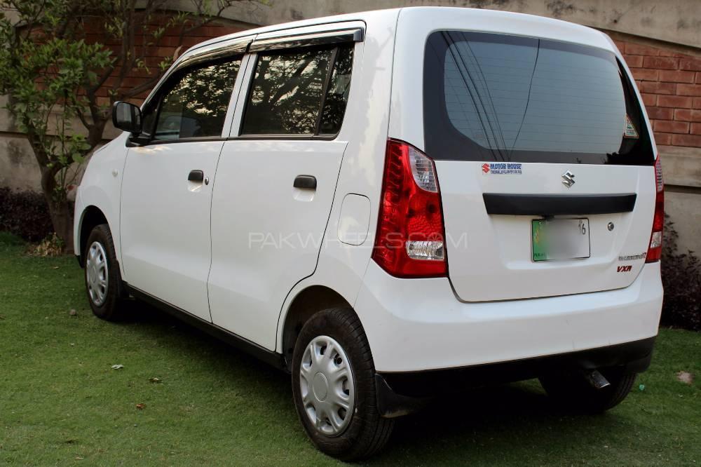 Suzuki Wagon R Cc For Sale In Lahore